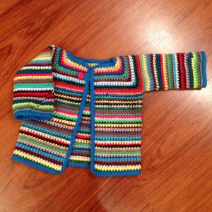 Jersey de colorines