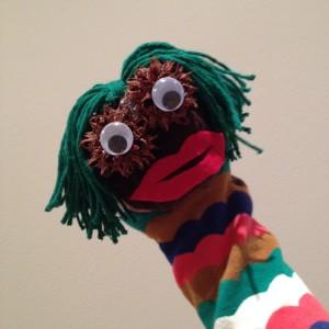 Títere de calcetín
