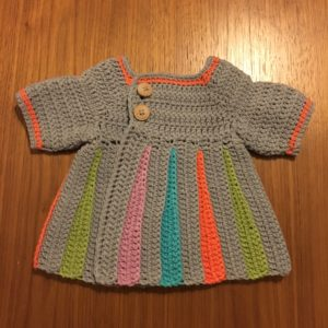 Jersey para niña